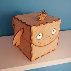 boite originale pour ranger petits objets idée cadeau enfant ado adulte