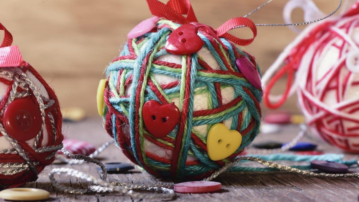 Activités manuelles de Noël dénichées sur Pinterest