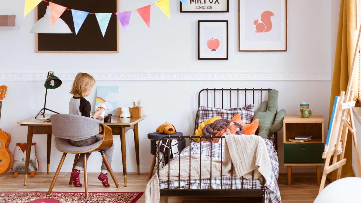 Comment offrir un lit confortable et original à un enfant de 10 ans ?