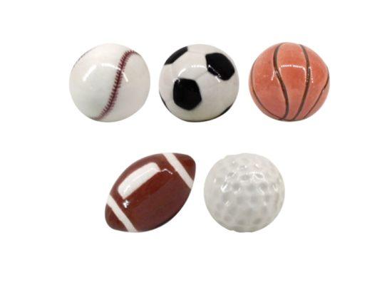 fève ballon pour sportif