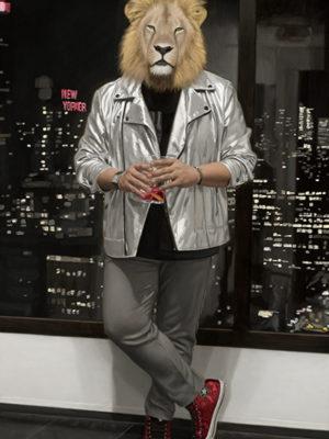tableau lion new york mattehew Grabelsky