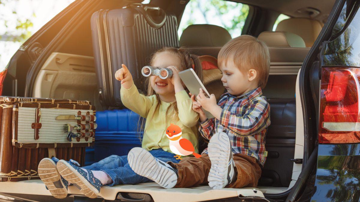 Kabriol, la solution pour occuper et divertir ses enfants en voiture