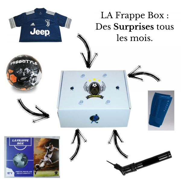 modèle de box football frappe box
