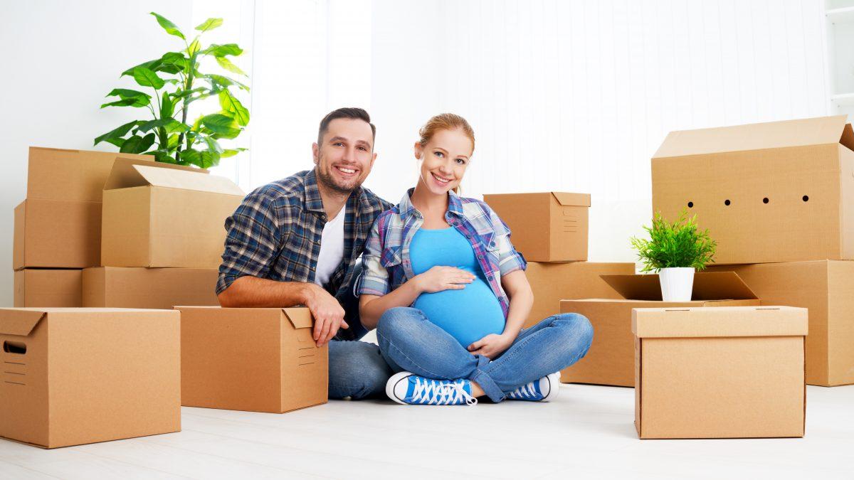 Déménager enceinte : les précautions à prendre