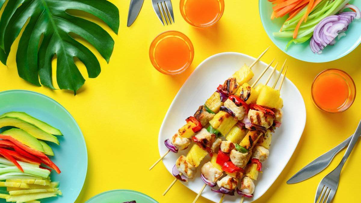 Idées de recettes pour composer un repas d'été